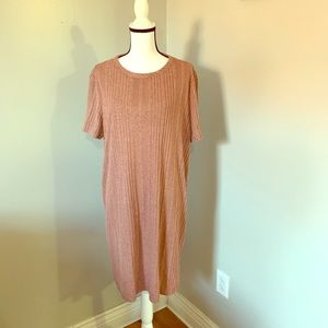 Forever 21 + sweater dress NWT